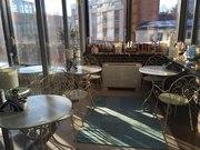 В крутом БЦ Минска стильная кофейня